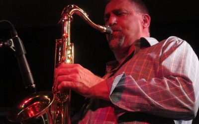 Claude Godin - saxaphonist