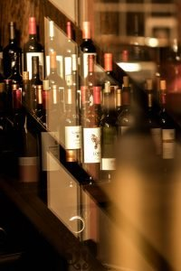 Our wine list is extensive.